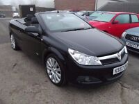 Vauxhall Astra 1.9CDTi 2008. Twin Top Design Convetible