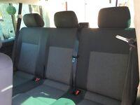 Vw t5 transporter shuttle seats