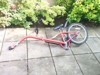 PHILLIPS CHASE TAG ALONG / TRAILER BIKE