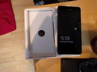 Nokia 650 black on EE