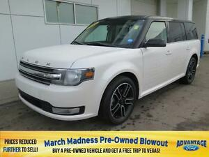 2014 Ford Flex SEL Nav.