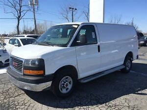 2015 GMC Savana 2500 STABILITRACK *AIR CLIM, CRUISE, BAS KILOMET