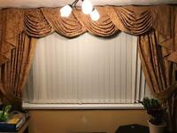 Luxury High Quality Curtains RRP over £300