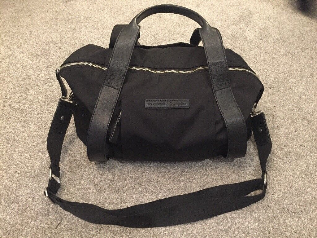 Bugaboo and storsak changing bag