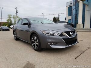 2018 Nissan Maxima SV-ACCIDENT FREE-LOW MONTHLY PAYMENTS