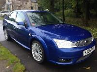 FORD MONDEO 2.2TDCi 155 ST 5dr (blue) 2006