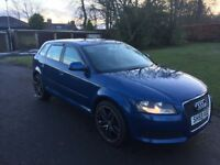 AUDI A3 SPORTBACK 2.0 TDI nearly 2010