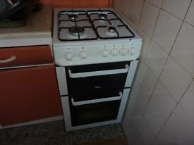 Zanussi Gas Cooker.
