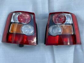 2005-09 RANGE ROVER SPORT REAR LIGHTS