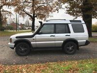 2003-52 LAND ROVER DISCOVERY TD5 AUTOMATIC 7 seats 4x4 off road snorkel MINT SOLID RARE defender 300