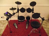 electronic drum kit alesis command