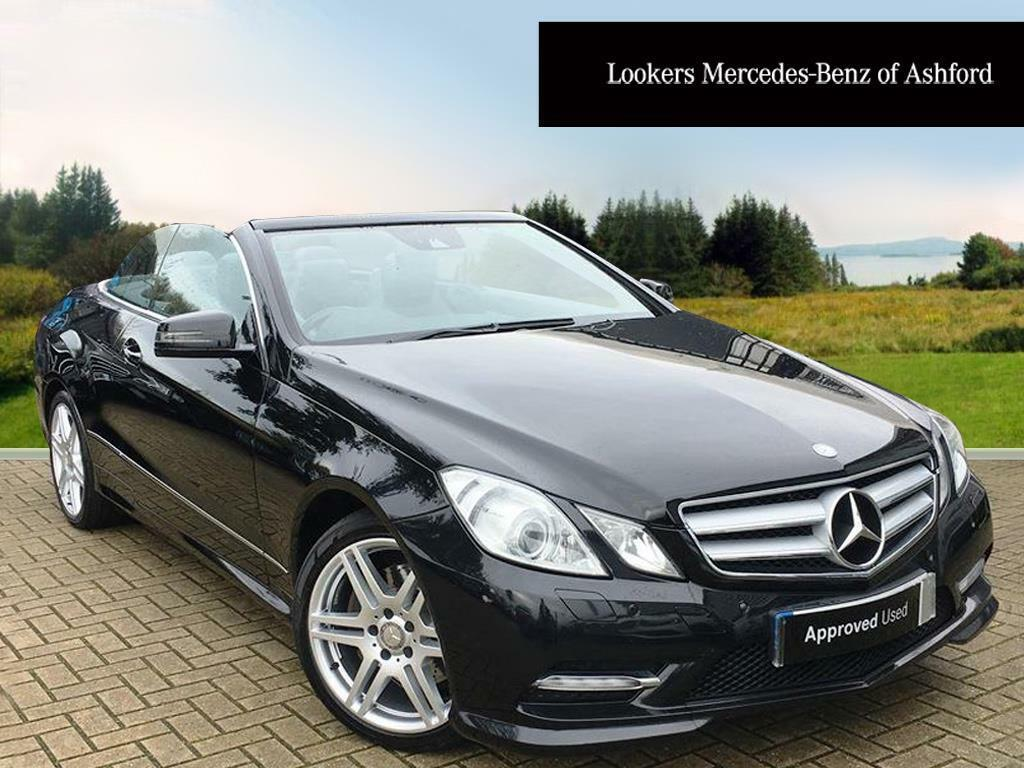 Mercedes-Benz E Class E220 CDI BLUEEFFICIENCY SPORT (black) 2012-12-21
