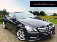 Mercedes-Benz E Class E220 CDI BLUEEFFICIENCY SPORT (black) 2012-12-21