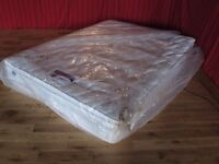 NEW 5ft King Size Bed Silent Night Pillow Top Mattress rrp £299.00!!!