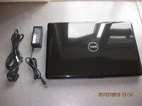"DELL 1750 17"" Laptop - Win 10 / 320 HDD / 3 GB / 2.1 Intel Dual Core CPU"
