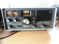 Sommerkamp / Yaesu FRG-7 HF shortwave communications receiver / radio