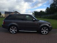 2006 RANGE ROVER SPORT 2.7 TDV6 S / MAY PX OR SWAP