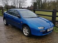 1997 MAZDA 323 1.5 CC ONLY 112,000 MILES £225 NO OFFERS