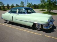 1953 Cadillac 4 dr Sedan De Ville Series 62