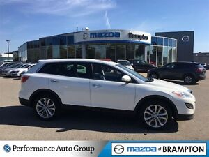 2012 Mazda CX-9 GT/LEATHER/AWD/SINGLE OWNER/BLUETOOTH