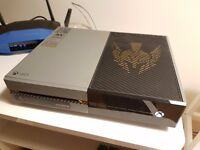 XBOX One 1Tb, 2 controllers, 7 games