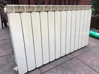 Faral aluminium radiator