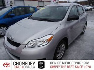 2013 Toyota Matrix Base (A4)
