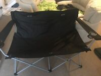 Eurohike Twin Chair (Two-Seater camping chair / sofa) Excellent condition, barely used!