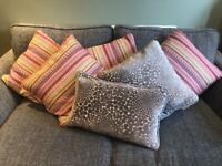 6 DFS scatter cushions