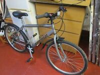 Mountain bike, steel frame, little used