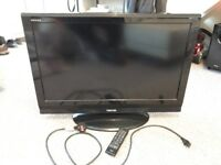 Toshiba Regza 32inch TV 32AV615DB