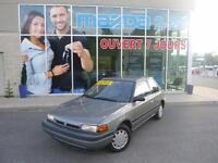 1993 Mazda 323 DX