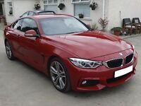 2012 BMW 420D M-Sport