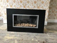 Gas fire excellent condition