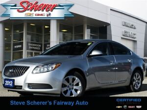 2012 Buick Regal BLUETOOTH 1 OWNER TRADE