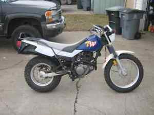 looking for a 1992 Yamaha TW200 gas tank