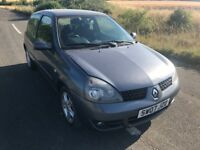 Renault Clio Campus Sport 1.2 Dynamique LOW MILEAGE