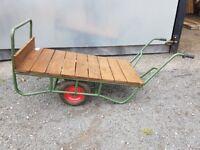 Barrow trolley