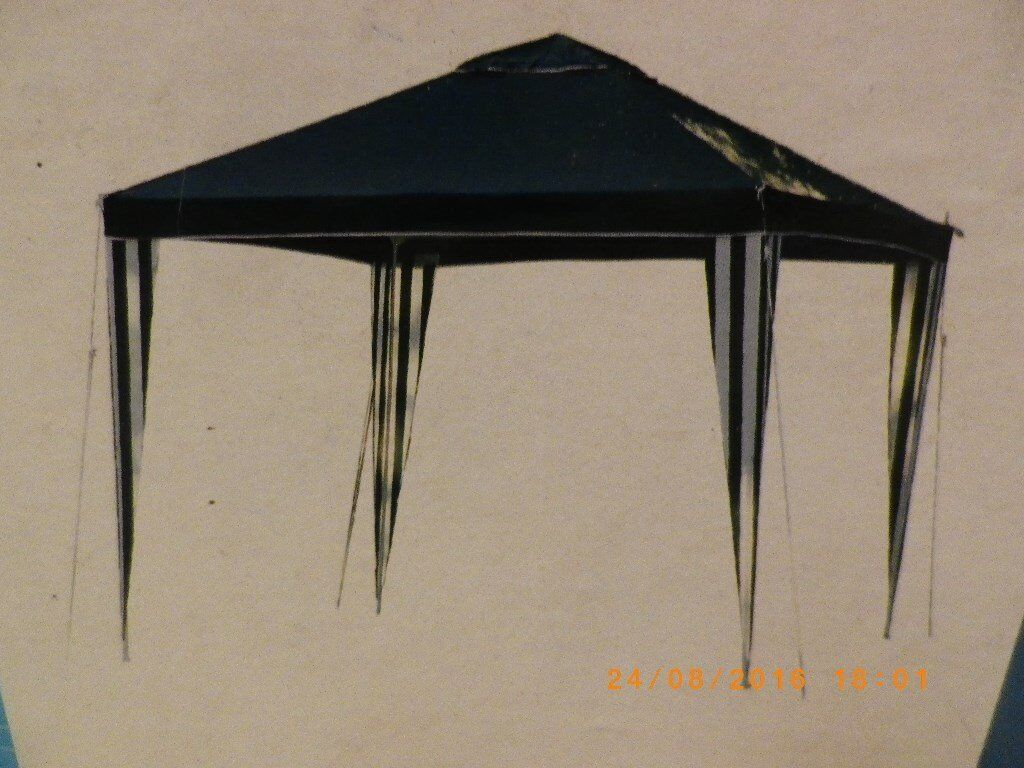 argos 2.7 m gazebo instructions