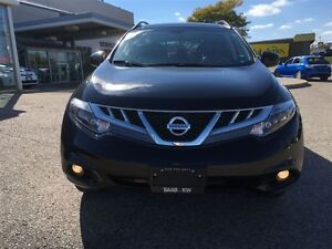 2014 Nissan Murano AWD ONE OWNER ACCIDENT FREE SL HEATED LEATHER Kitchener / Waterloo Kitchener Area image 9