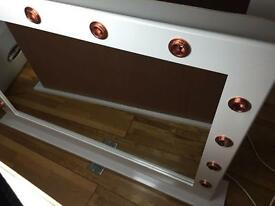 Hollywood Mirrors - Rose Gold Also Available