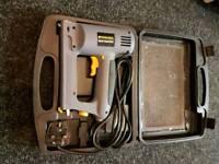 Electric stapler and nailer
