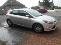 NEW MODEL FOCUS ECONETIC 1.6TD TITANIUM MOT MAY 19 NEW TYRES NEW SERVICE LOW MILES IMMAC IN/OUT