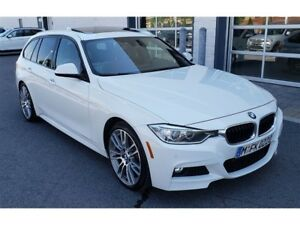2015 BMW 328I xDrive TOURING! M SPORT! 1 OWNER!