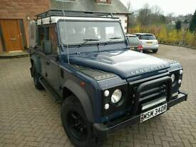 Land Rover Defender 110 2.4tdci Double Cab Pick up