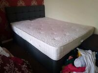 USED King Size Mattress Medium to Firm. Clean Mattress. Mattress ONLY See Photos £45 o.n.o