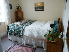 Small double room in creative Easton house share £290pm