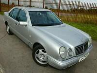 1999 S MECREDES E240 AUTOMATIC - ONLY 97K MILES, LOTS OF SERVICE HISTORY, BULLETPROOF MERC!!.