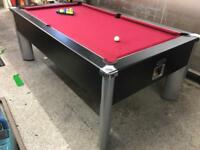 7Ft Slate Bed Pool Table Monarch Fusion in Northern Ireland