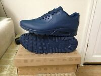 nike air max 90 independance hyperfuse navy blue size 8.5 BNIB collection or delivery